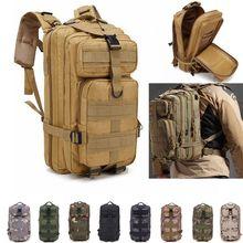 Tactical Backpack Rucksacks Hiking-Bag Outdoor Bags Trekking Sport-Bag Army Travelling