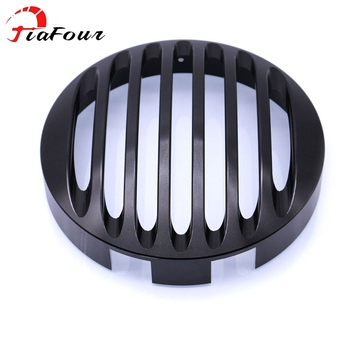 Fit For HONDA REBEL 250 REBEL 300 REBEL 500 2017-2019 motorcycle accessories headlight grille guard cover фото