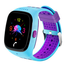 Watch Game-Support Tracking Sim-Card Touch-Screen Smart-Phone Girls Kids Ip67 Waterproof