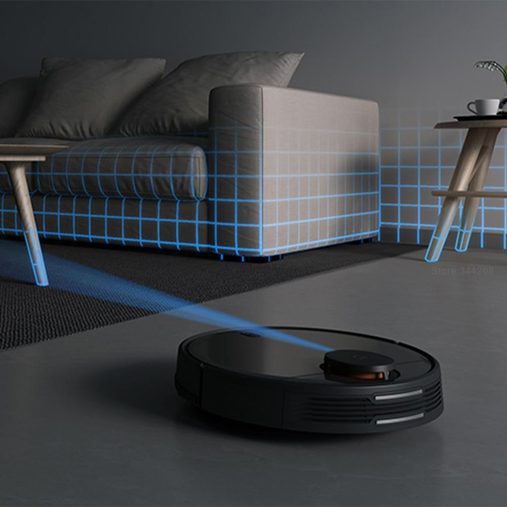 Home Robot Vacuum Cleaner