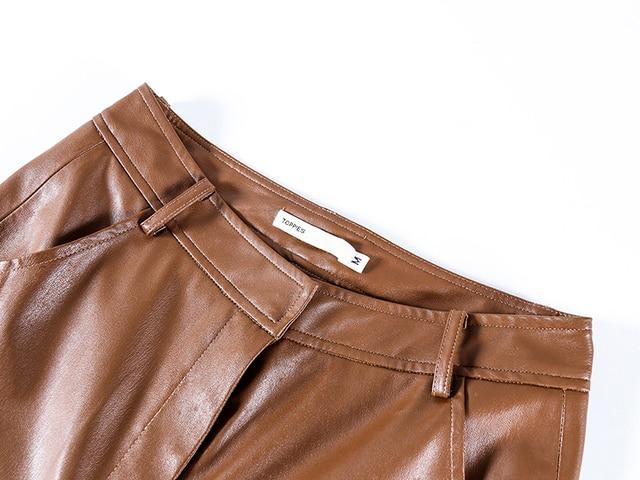 Women's Leather Pants 5