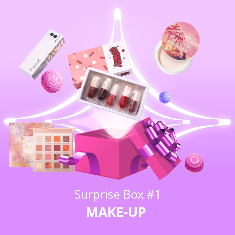 FOCALLURE Mysterious Surprise Gift Box