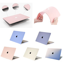 Cream Hard Shell Laptop Case for Macbook Pro 16 A2141 Pro 13 A2289 A2251 Retina 15 Touch Bar ID for Macbook Air 13 A2179 Cover