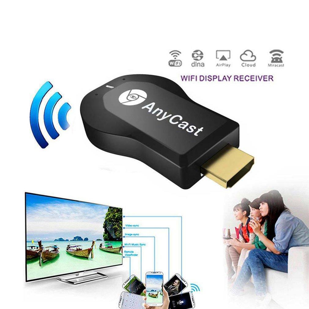 1 Anycast m4plus Chromecast 2 reflejo múltiples TV stick adaptador Mini Android cromo fundido dongle WiFi HDMI 1080P envío gratis Altavoz multipunto 4,1 + EDR Kit manos libres Bluetooth inalámbrico para coche reproductor de música MP3 para IPhone Android