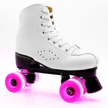 Roller-Blades Scooter-Wheel Inline Replacement-Wheel Flash Glow LED with Bearings 4-Pack/Set
