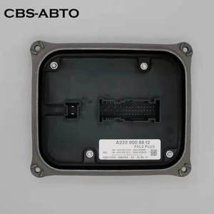 Image 1 - CBS ABTO A2229008812 Modulo LED Del Faro modulo di controllo per Mercedes Benz Classe S W222 PXL2 PLUS per classe E W213