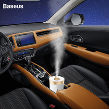 Baseus Car Air Purifier Humidifier For Home Desktop Intelligent  450ML Large Capacity Auto Diffuser Freshener