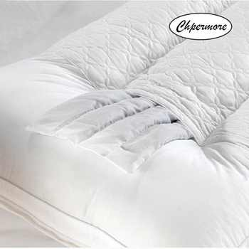 Chpermore Cassia long Pillow Orthopedic Neck Pillows 1.2/1.5/1.8m Lengthen double sleeping Pillow cotton cover health