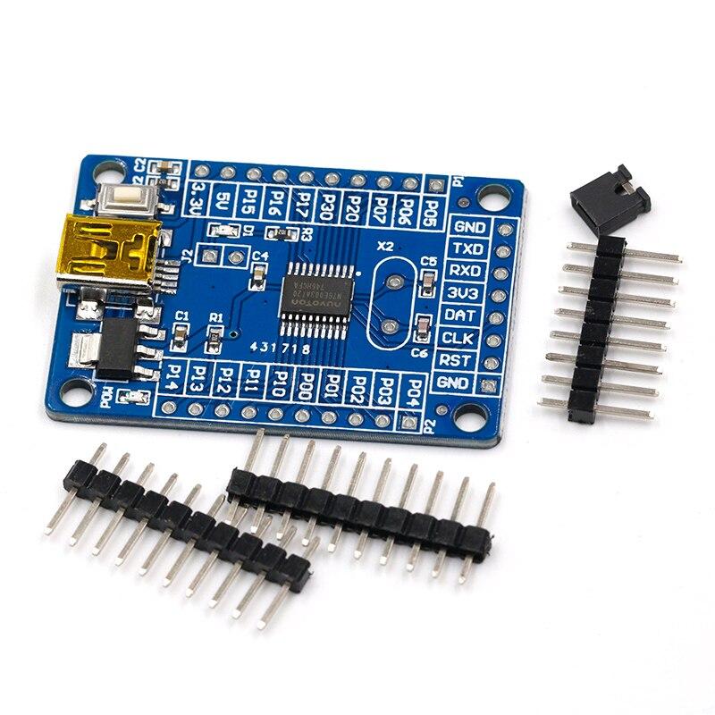51 C51 Development Board N76E003AT20 Development Board System Board Core Board N76E003