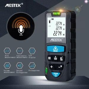 Image 3 - laser distance meter 50m/70m/100m laser rangefinder medidor trena laser measure tape laser rangefinder range finder
