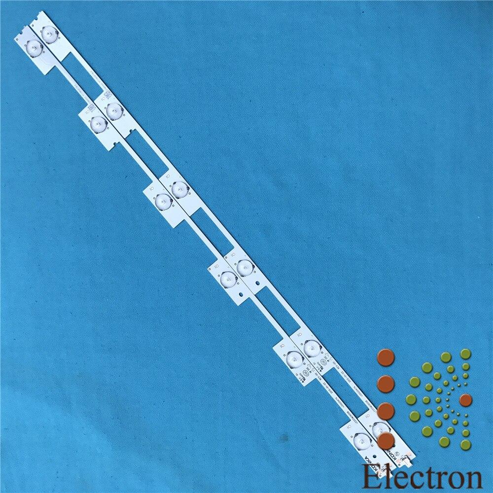 56cm retroiluminacao led lampadas para konka 6 55 polegada tv led55r6200u led55k35a led55m2600b 35020474 vo 72000876yt