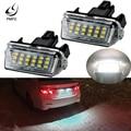 PMFC 18 светодиодный номерной знак автомобиля номерной знак светильник подходит для Toyota Camry 2013 2014/ YARIS 2012/железо добывающей промышленности VIOS / ...