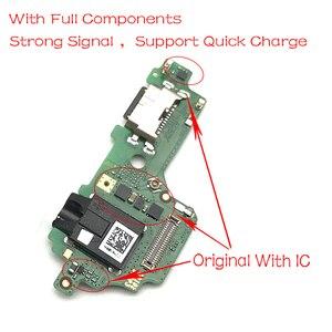 Image 2 - USB Power Charging Connector Plug Port Dock Flex Cable For Lenovo Z6 Lite L38111