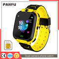 Детские Смарт-часы Q12s 2021, водонепроницаемые детские Смарт-часы с функцией SOS позиционирования, SIM-картой и защитой от потери, Детские Смарт-ч...