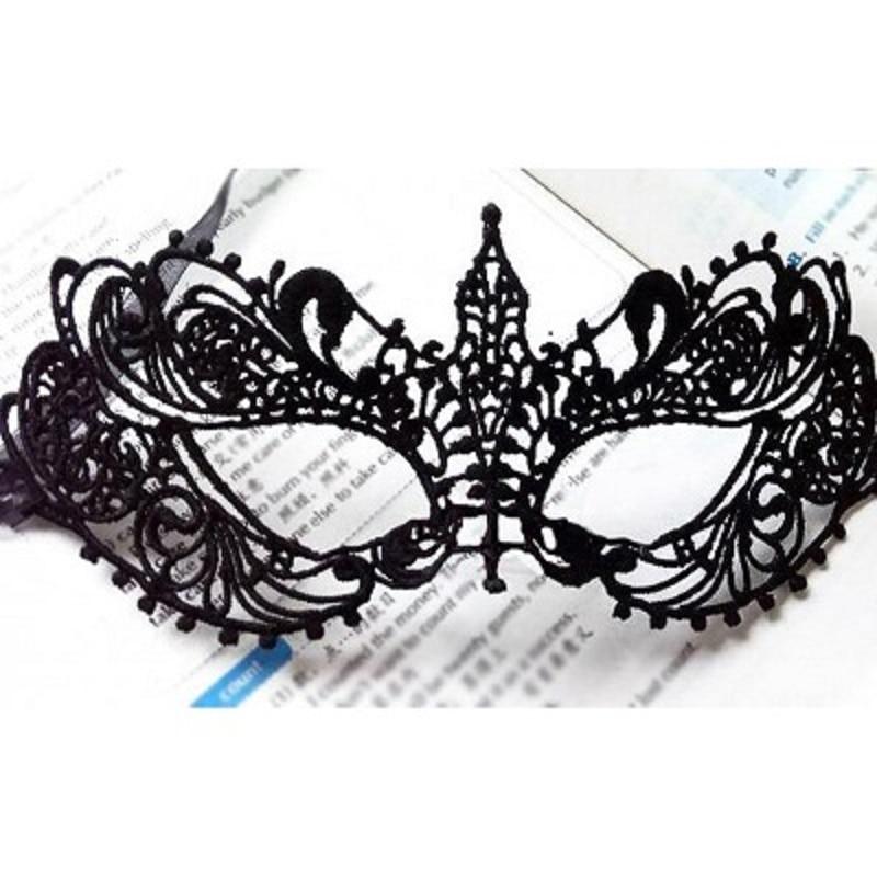 Unisex Women Men Elegant Eye Face Mask Masquerade Ball Carnival Fancy Party