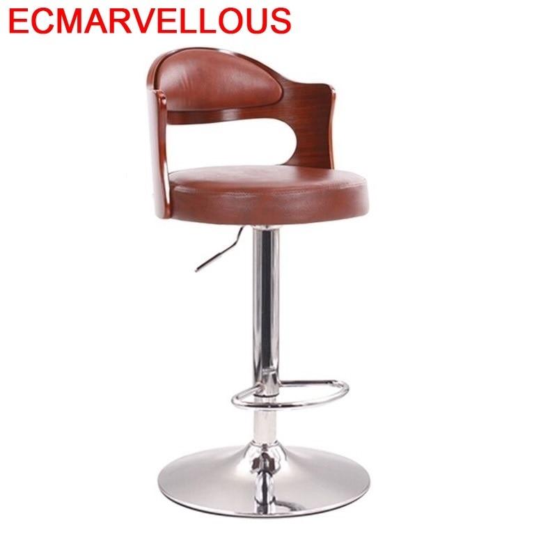 Barstool Sgabello Banqueta Taburete Stoelen Para Barra Sedie Cadir Table Barkrukken Cadeira Tabouret De Moderne Silla Bar Chair