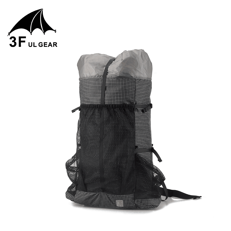 3F UL Gear Backpack UHMWPE Ultralight Hiking Backpack Lightweight Durable Outdoor Travel Climbing 26L/38L