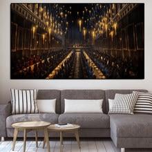 Póster de película cuadro para decoración de dormitorio de niños, impresión en HD, imágenes artísticas de pared