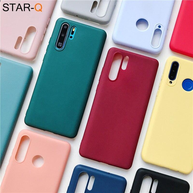 כיסוי סיליקון למכשירי Huawei 1