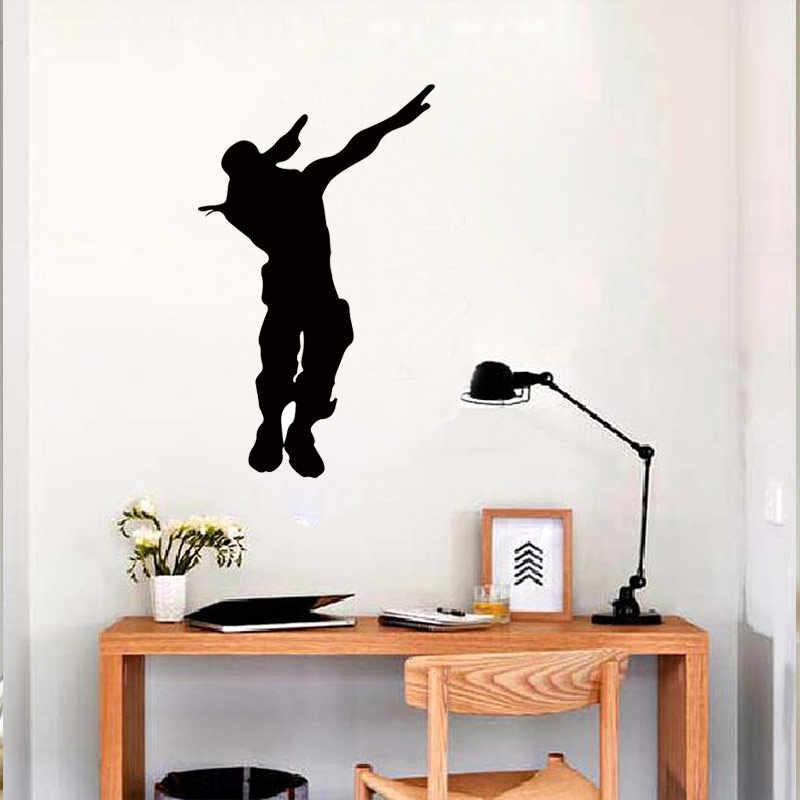 3D Wand Kunst Aufkleber Video Game Wallpaper SCHLACHT GAMER Vinyl Wand Decals Dekor für Schlafzimmer Decor Jungen Room Home Haus dekoration