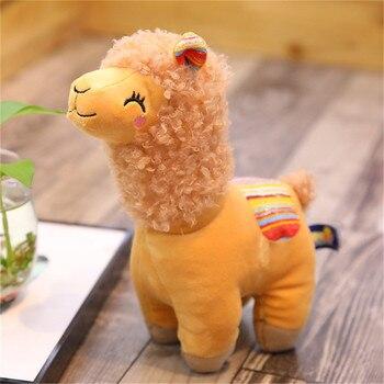 Cute Llama Doll Plush Alpaca Plush Toys Sheep Children's Birthday Gift Lovely Alpaca Llama Plush Fortnites Stuffed Toy 1
