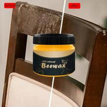 Furniture Beeswax Cleaning-Wear Wax-Butter Polishing Care Wood Maintenance U9H2 Waterproof-Resistant
