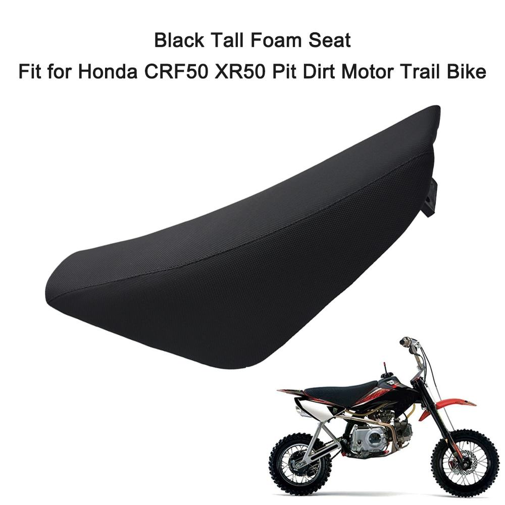 MagiDeal Plastic Rear Mud Guard Fender for CRF70 Style PIT PRO Trail Dirt Bike Black