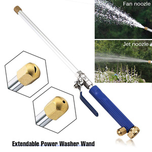Meijuner Car High Pressure Water Gun 46cm Jet Garden Washer Hose Wand Nozzle Sprayer Watering Spray Sprinkler Cleaning Tool(China)