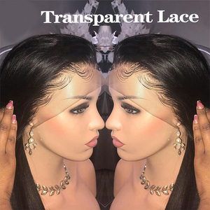 Image 5 - Transparent Lace Front Human Hair Wigs Body Wave Wig Brazilian Remy 13*4 Body Wave Lace Frontal Wig Pre Plucked With Baby Hair
