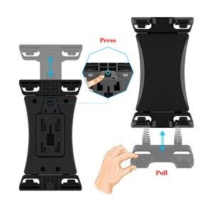 Image 5 - Vmonv Tablet Car Holder For iPad Pro 12.9 Adjustable Car Headrest Stand Back Seat Bracket Mount For 4.7 13 inch Mobile Phone PC