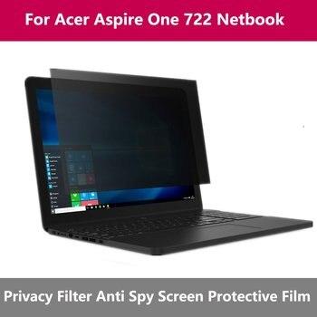 Filtro de privacidad para portátil, película protectora para pantallas antiespía para Acer...