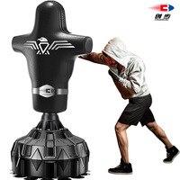 Chuang ayumi Body shape Boksen Zandzak Verticale Type Volwassen Kinderen Huishoudelijke Tumbler Zandzakken Taekwondo Training Apparatuur|Bokshandschoenen|   -