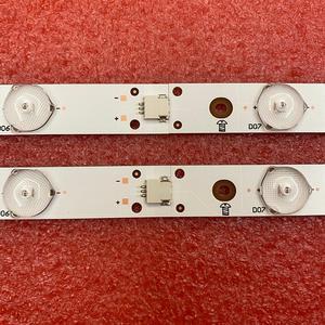 Image 4 - 5set = 70 PCS striscia di retroilluminazione a LED per 49PUS6401 49PUH6101 49PUS6561 49PUS6501 LB49016 V1_00 01N21 01N22 A TPT490U2 EQLSJA.G