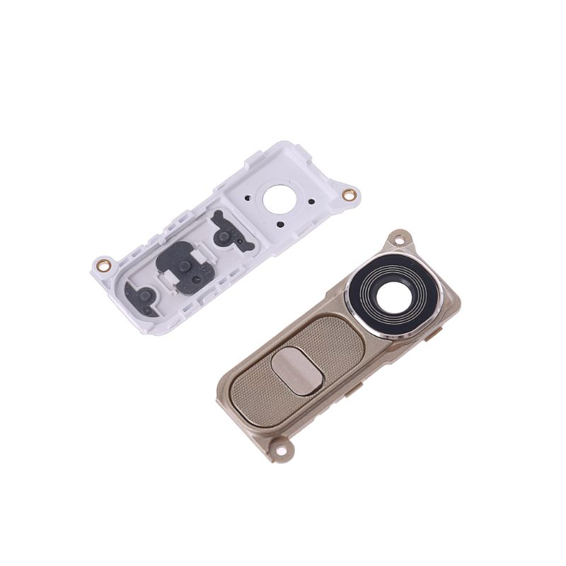 Rear Camera Cover Glass Lens For LG G4 H810 H811 H815 VS986 LS991 Back Camera Glass Frame image
