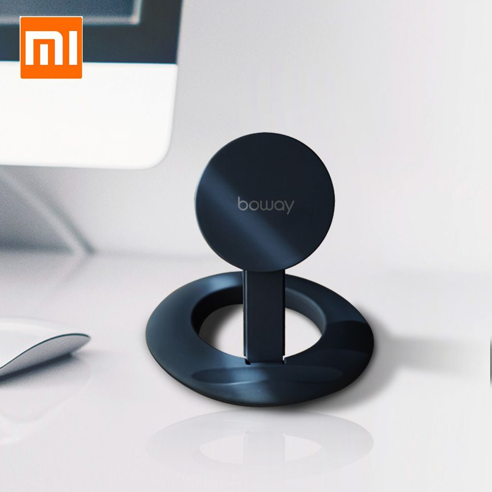 Xiaomi Wireless-Charger Boway Fast-Charging New And Black 10W Folding Horizontal Vertical