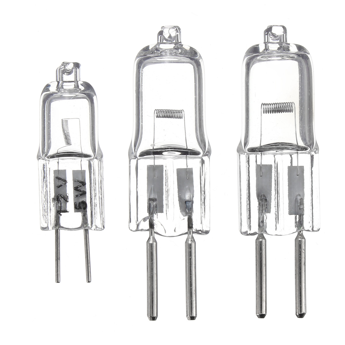 G4 5W 35W 50W Bi-Pin Light Bulb Replacement Halogen Lamp Warm White 12V