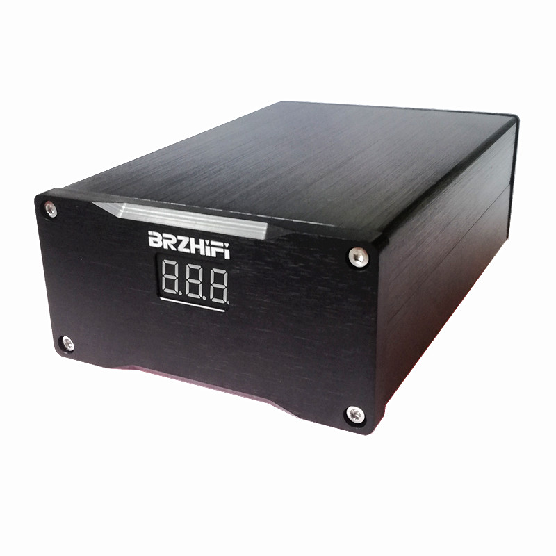 25W DC 5V 9V 12V 24V Linear Regulated Low Noise Power Supply for upgrade dac CD player  preamplifier headphone amp XMOS usb