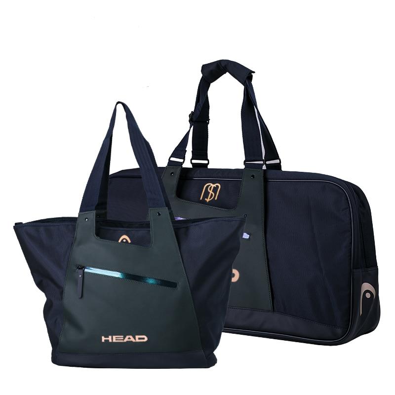 HEAD Tennis Bag Badminton Bags Handbag Tennis Racket Backpack Squash Racquets bag Capacity 3-6 Racquets