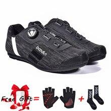 HOT New cycling shoes mountain bike road bike Non-Lock Riding shoes