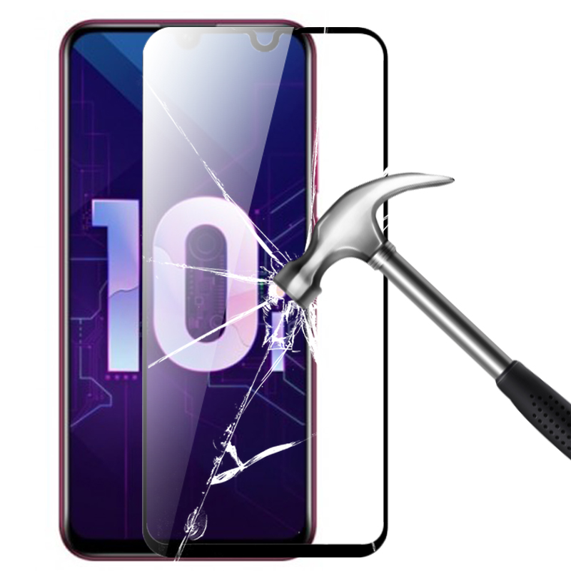 Image 5 - 2in1 protective glass for huawei honor 10i tempered glas on huwei honer 10 i honor10i HRY LX1T camera lens screen protector film-in Phone Screen Protectors from Cellphones & Telecommunications