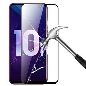 Image 4 - Beschermende Glas Voor Huawei Honor 10i Gehard Glas Op Huwei Honer 10 Ik Lite Honor10i HRY LX1T Camera Lens Screen Protector film