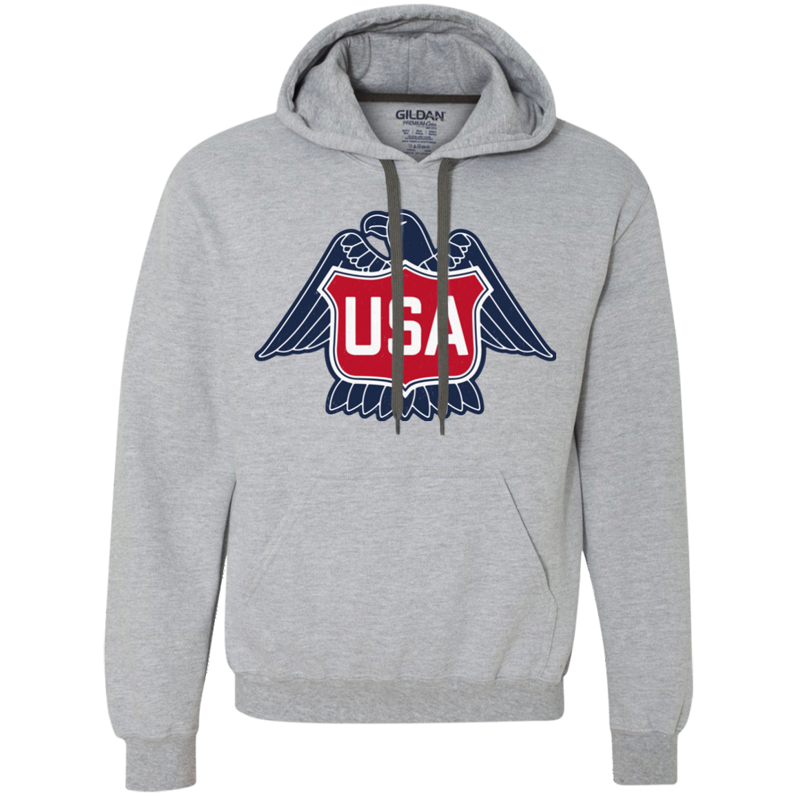 US $7.57 14% OFF|American team, USA, hockey, vintage 1976, eagle, jersey logo, retrograde, sweatshirt women men clothes coat hoodie|Hoodies &