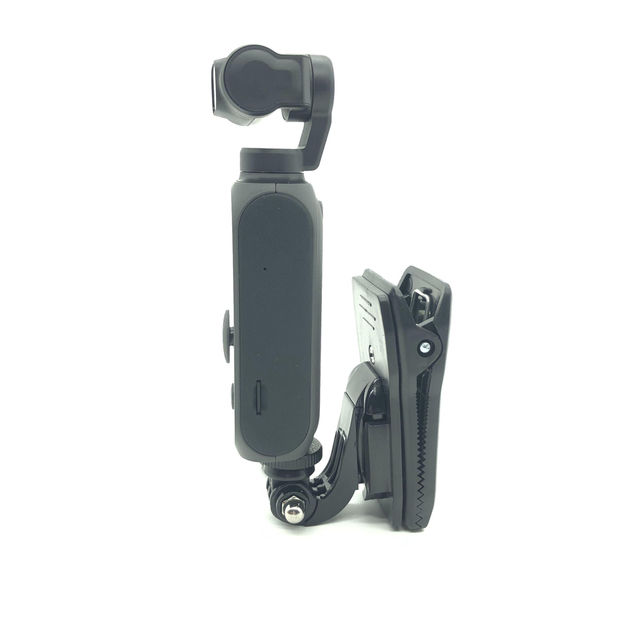 Fimi palm2 backpack holder mount clip stand bracket adapter stabilizer for gopro 9/palm handheld aerial gimbal cameraaccessories