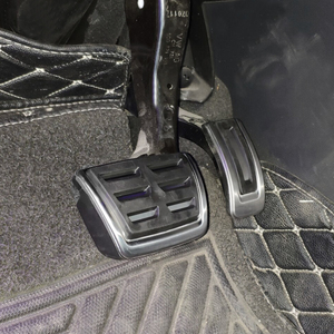 Image 2 - Accessoires de pédales de voiture en acier inoxydable pour Volkswagen VW Passat B8 édition limitée Variant, VIII, 2015 2020, Color My Life
