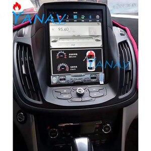 Sistema de DVD px6 dsp, resolución de 1080 píxeles, vertical para Ford, C-MAX año 2012, navegación por GPS para coche, reproductor multimedia de vídeo carplay