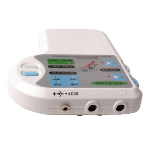 Image 3 - Microcomputer Therapeutic Apparatus Massage Electrical Stimulation Acupuncture Therapy Relax Health Care for Foot Ear Body Care