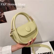 Hamae Famous Brand Handbags PU Leather Shoulder Bags Designer Crossbody Bags Small Purse Mini Bags Women Shoulder Bags 2021