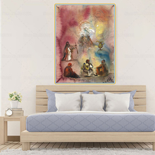 Citon Salvador Dalí《Tales from the 1001 Nights》Canvas Art Oil painting Artwork Picture Wall decor Home Living room Decoration
