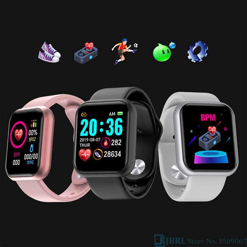 Orologio digitale quadrato donna Sport uomo orologi orologio da polso elettronico da donna a LED per donna orologio da uomo orologio da polso da uomo femminile ore