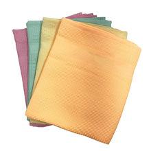 4pc microfiber pano de limpeza reutilizável pano de limpeza para limpeza de micro fibra limpar mesa toalha de cozinha toalha de lavagem ferramenta